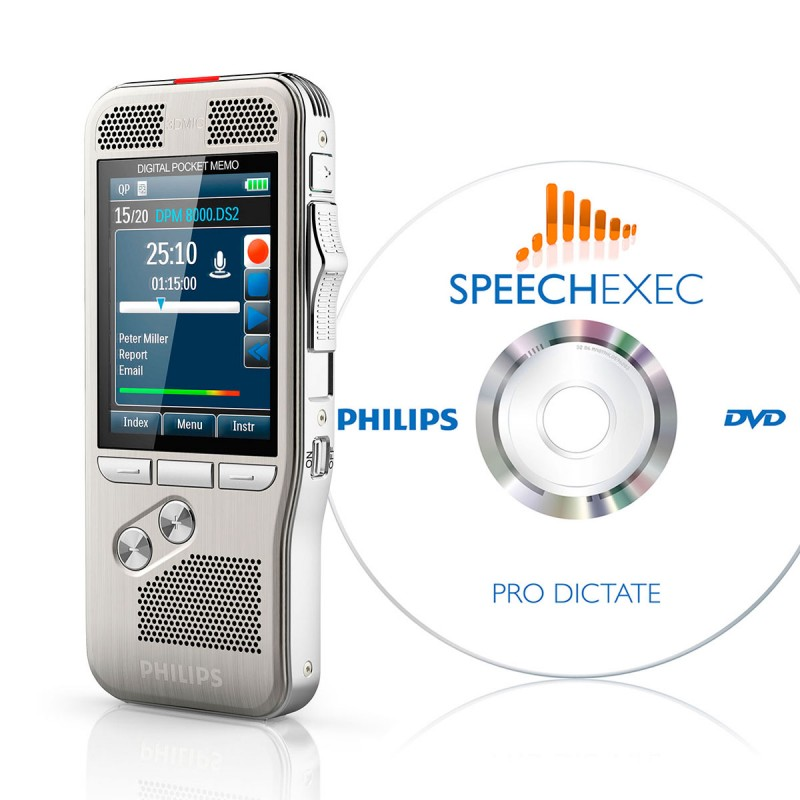 Philips DPM 8000