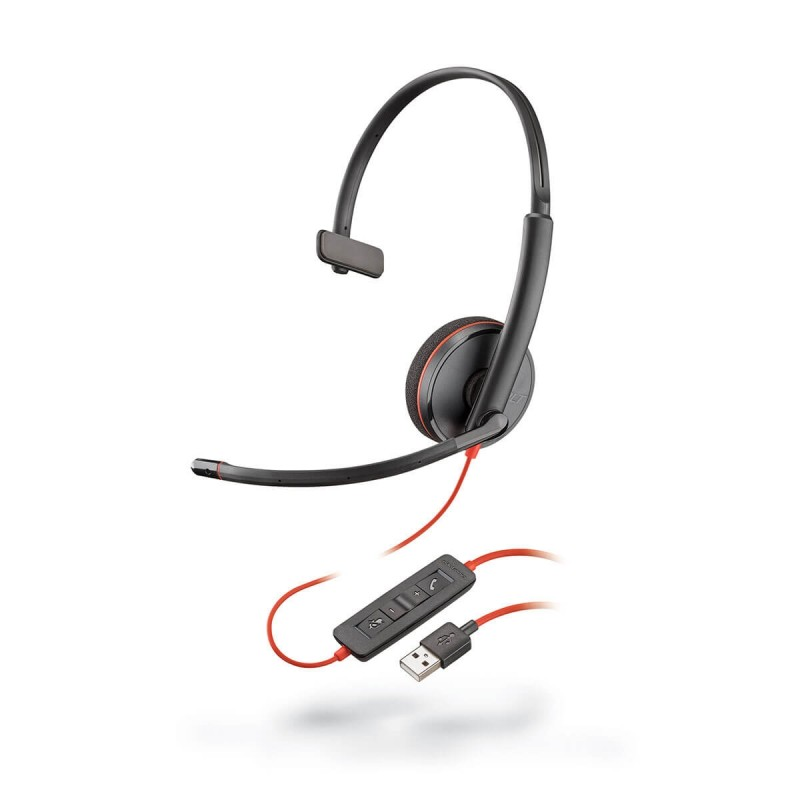 Plantronics Blackwire 3210 USB-A dator headset