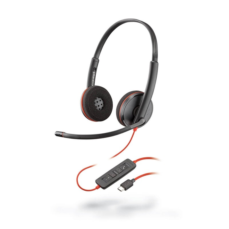 Plantronics Blackwire 3220 USB-C dator headset