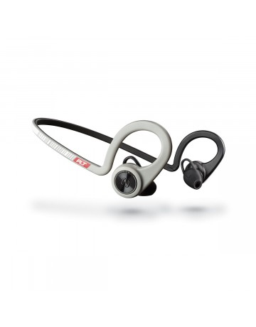 Plantronics Bluetooth headset BackBeat FIT Sport Grey