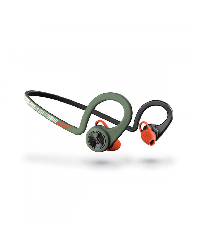 Plantronics sport headset BackBeat FIT Stealth Green