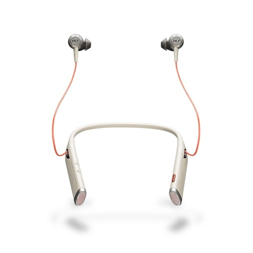 In-ear headset med nackband, Jabra 6200 UC