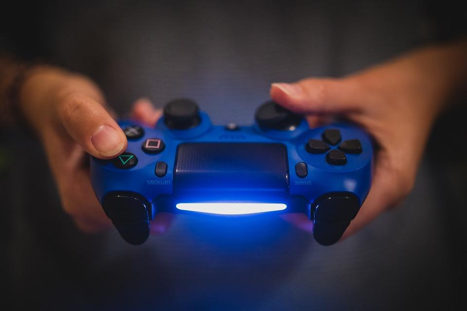 Gaming kontroll