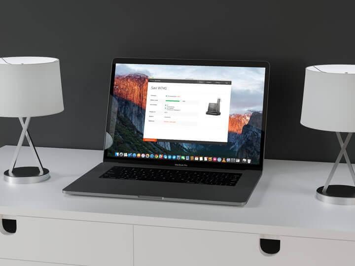 Plantronics Hub för desktop